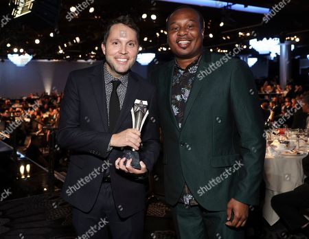Exclusive - Rob Crabbe - Best Short Form Series - ?Carpool Karaoke: The Series? - presented by Roy Wood Jr..