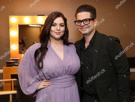 Stock Picture of Exclusive - Katrina Weidman and Jack Osbourne