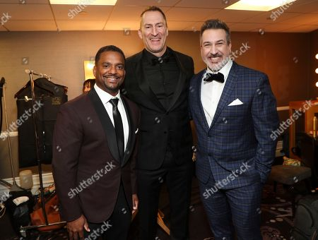 Exclusive - Alfonso Ribeiro, Ben Bailey and Joey Fatone
