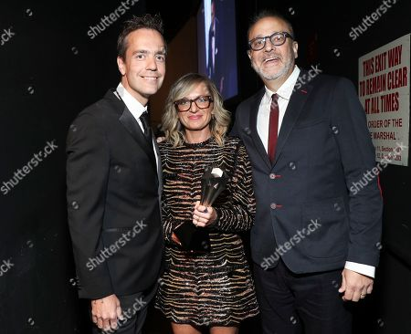 Editorial image of Exclusive - Critics' Choice Real TV Awards, Backstage, The Beverly Hilton, Los Angeles, USA - 02 Jun 2019