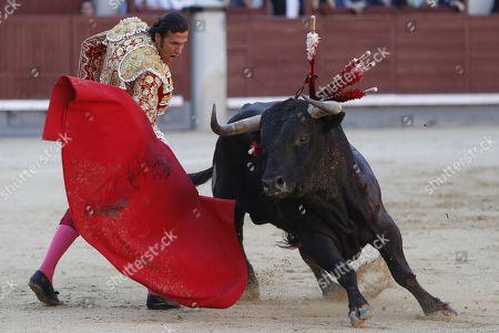 Editorial photo of San Isidro Bullfighting Fair, Madrid, Spain - 31 May 2019