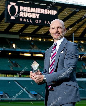 Premiership Rugby Hall of Fame inductee, Matt Dawson