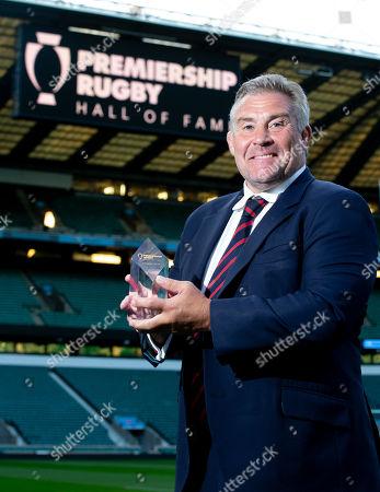 Premiership Rugby Hall of Fame inductee Jason Leonard