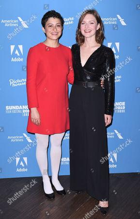 Alia Shawkat and Holliday Grainger