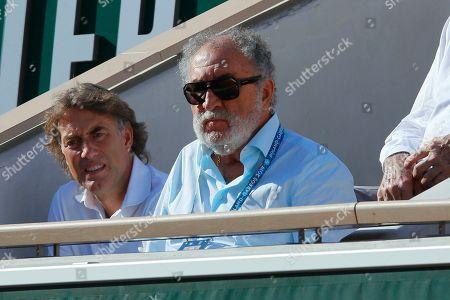 Ion Tiriac, owner of Madrid Masters1000