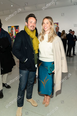 Editorial picture of 'High Times' exhibition opening, Gagosian, San Francisco, USA - 30 May 2019