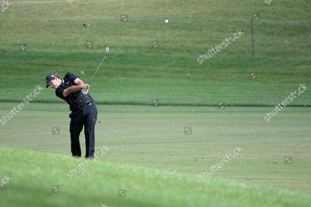 American track and field sprinter Noah Lyles trains at the National Training Center in Clermont, Florida. Patrick Reed hits from the eighth fairway during the final round of the Arnold Palmer Invitational golf tournament, in Orlando, Fla