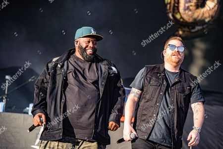 Run The Jewels - Killer Mike and El-P
