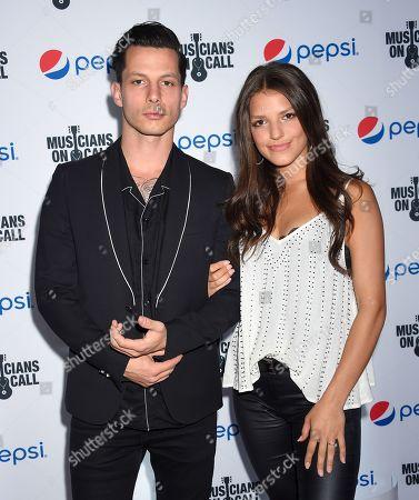 Devin Dawson and Leah Sykes