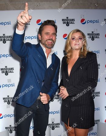 Editorial picture of Musicians on Call 20th Anniversary Kick-Off Celebration, Arrivals, Nashville, USA - 31 May 2019