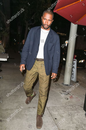Editorial picture of Frank Ocean out and about, Los Angeles, USA - 31 May 2019