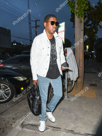 Editorial picture of Kenneth Babyface Edmonds out and about, Los Angeles, USA - 31 May 2019