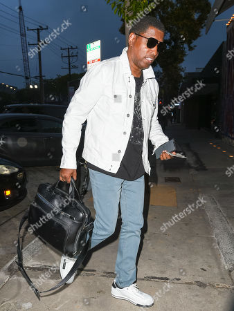 Editorial photo of Kenneth Babyface Edmonds out and about, Los Angeles, USA - 31 May 2019