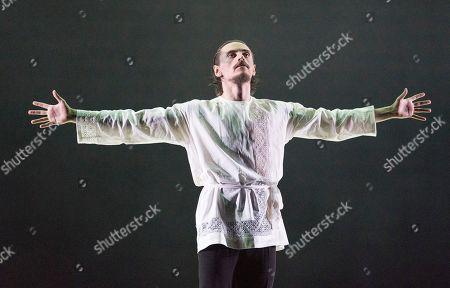 Sergei Polunin as Rasputin