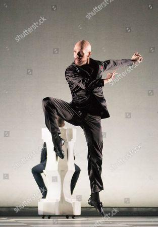 Editorial photo of 'Rasputin' Dance performed at the London Palladium, UK, 31 May 2019