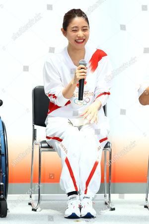 Stock Photo of Satomi Ishihara