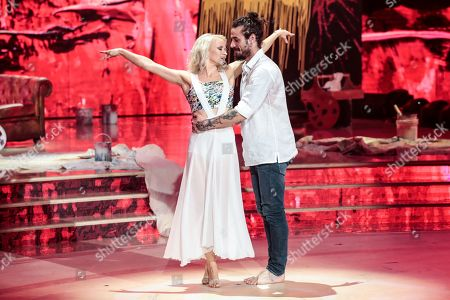 Editorial photo of 'Dancing with the Stars' TV show, Rome, Italy - 31 May 2019