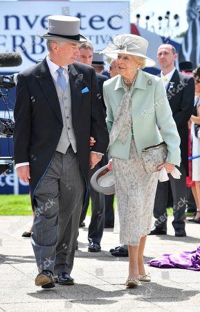 Stock Image of Princess Alexandra of Kent