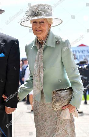 Stock Photo of Princess Alexandra of Kent
