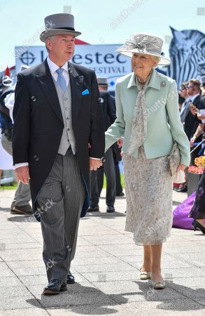 Editorial photo of Investec Epsom Derby Festival, UK - 01 Jun 2019