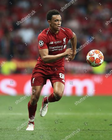 Trent Alex-Arnold of Liverpool