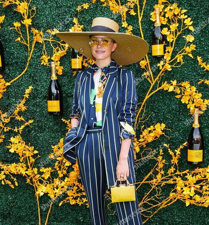 Editorial image of 12th Annual Veuve Clicquot Polo Classic, Arrivals, Liberty State Park, New Jersey, USA - 01 Jun 2019