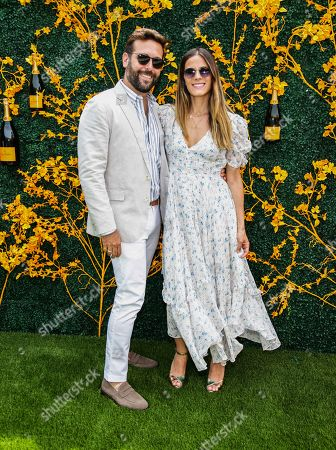 Editorial picture of 12th Annual Veuve Clicquot Polo Classic, Arrivals, Liberty State Park, New Jersey, USA - 01 Jun 2019