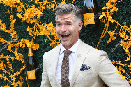 Eric Rutherford attends the 12th annual Veuve Clicquot Polo Classic at Liberty State Park, in New Jersey