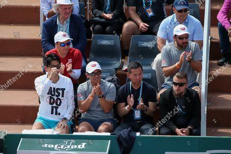 Editorial photo of French Open Tennis Championship, Day Seven, Roland Garros, Paris, France - 01 Jun 2019