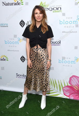 Editorial picture of Bloom Summit, Arrivals, Los Angeles, USA - 01 Jun 2019