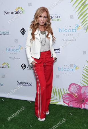 Editorial image of Bloom Summit, Arrivals, Los Angeles, USA - 01 Jun 2019