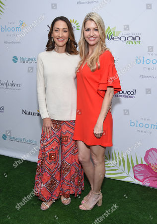 Bree Turner and Jamie Anderson