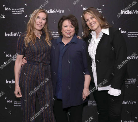 Directors Amy Berg, Susan Lacy and Maria Zenovich