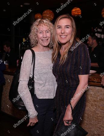 Joan Churchill and Amy Berg