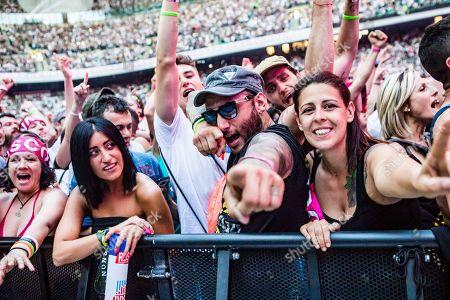 Vasco Rossi Crowd