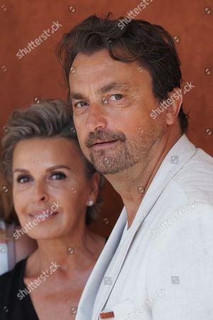 Stock Picture of Henri Leconte