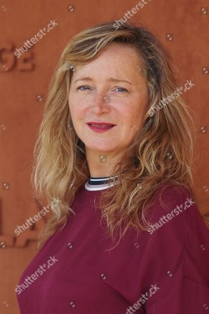 Stock Picture of Julie Ferrier
