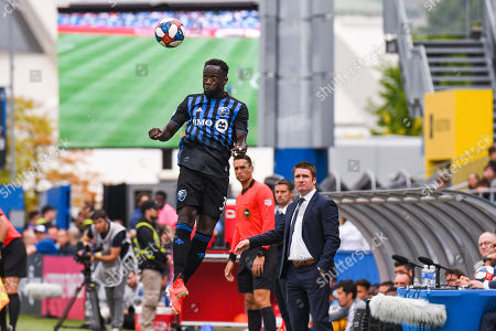 Editorial photo of MLS Orlando City SC vs Montreal Impact, Montreal, USA - 01 Jun 2019