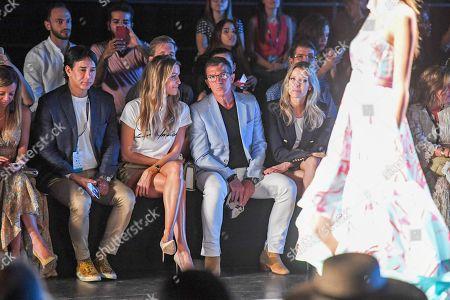 Editorial picture of Glory Ang Show, Runway, Miami Fashion Week, USA - 01 Jun 2019