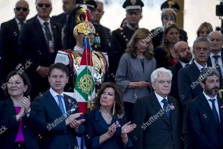 Editorial image of Italy's Republic Day celebrations in Rome - 02 Jun 2019