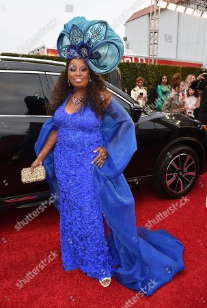 Stock Picture of Star Jones