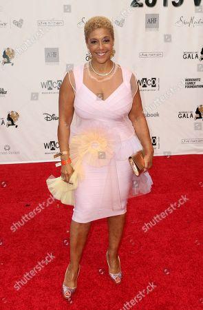 Stock Photo of Linda Johnson Rice