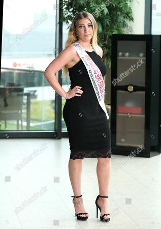 #4 Emily Davies, sponsor Grace Beauty Therapies