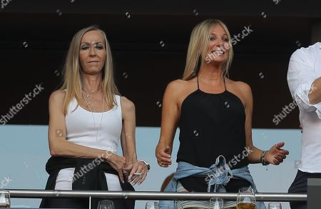 Ulla Sandrock the wife of Jurgen Klopp