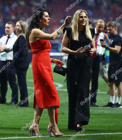 Linda Pizzuti Henry the wife of Liverpool owner John W Henry