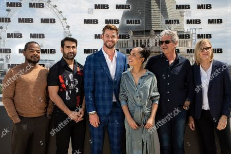 Editorial picture of Men in Black International Photo Call, London, United Kingdom - 02 Jun 2019