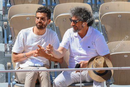 Gary Mihaileanu and Radu Mihaileanu
