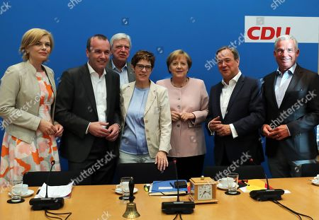 Editorial image of CDU federal party meeting, Berlin, Germany - 02 Jun 2019