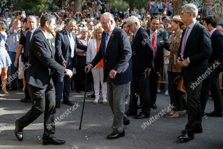Editorial image of Madrid Royals, Aranjuez, Spain - 02 Jun 2019