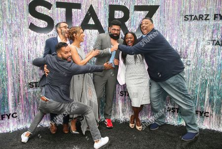 Editorial picture of STARZ FYC Day, Los Angeles, USA - 02 Jun 2019